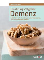 Ernährungsratgeber Demenz Cover