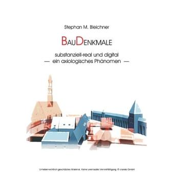 BauDenkmale substanziell-real und digital