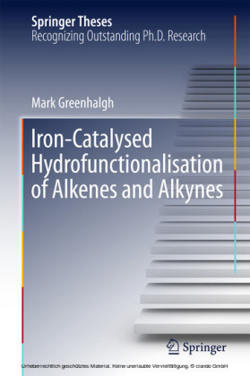 Iron-Catalysed Hydrofunctionalisation of Alkenes and Alkynes
