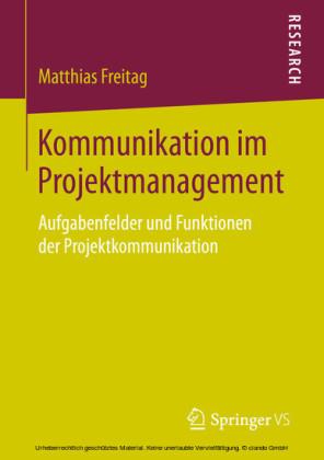 Kommunikation im Projektmanagement