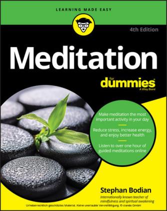 Meditation For Dummies