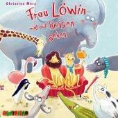 Frau Löwin will auf Reisen gehen, 1 Audio-CD Cover