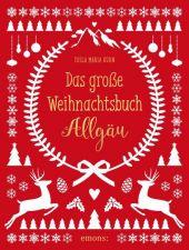 Das große Weihnachtsbuch Allgäu Cover