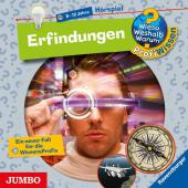 Erfindungen, 1 Audio-CD Cover