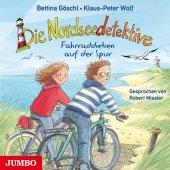 Die Nordseedetektive - Fahrraddieben auf der Spur, 1 Audio-CD