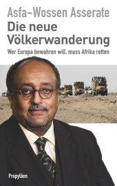 Die neue Völkerwanderung Cover