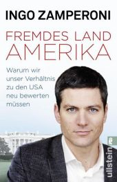 Fremdes Land Amerika Cover
