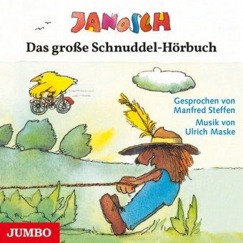 Das große Schnuddel-Hörbuch, 1 Audio-CD