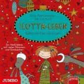 Mein Lotta-Leben - Süßer die Esel nie singen, 1 Audio-CD Cover