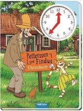 """Uhrenbuch """"Pettersson und Findus"""" Cover"""