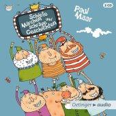 Schiefe Märchen und schräge Geschichten, 2 Audio-CDs Cover