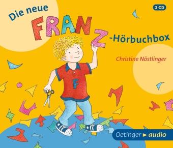 Die neue Franz Hörbuchbox, 3 Audio-CDs