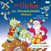 Die Olchis. Adventskalenderhörbuch, 2 Audio-CDs Cover