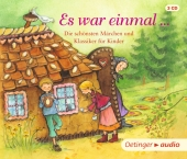 Es war einmal ... , 3 Audio-CDs Cover