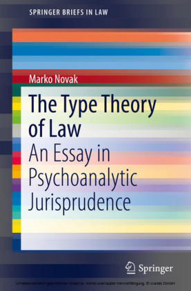 The Type Theory of Law