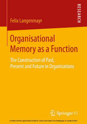 Organisational Memory as a Function