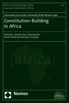 Constitution-Building in Africa