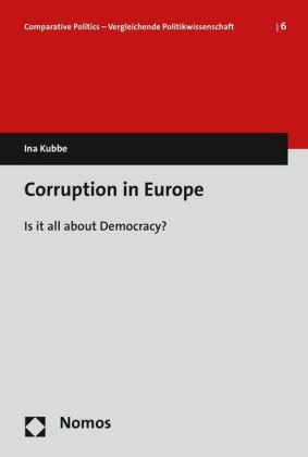 Corruption in Europe