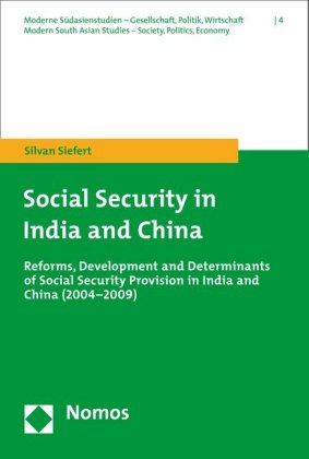 Social Security in India and China