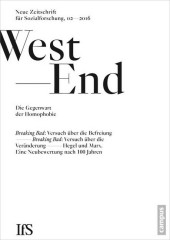 WestEnd 2016/02: Die Gegenwart der Homophobie