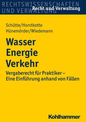 Wasser Energie Verkehr