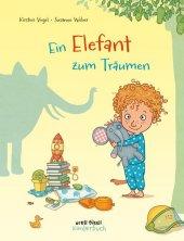 Ein Elefant zum Träumen Cover
