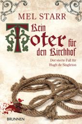 Kein Toter für den Kirchhof Cover