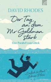 Der Tag, an dem Mr Goldman starb Cover