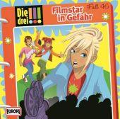 Die drei !!! - Filmstar in Gefahr, 1 Audio-CD