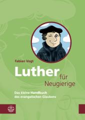 Luther für Neugierige Cover
