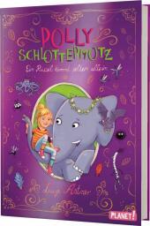 Polly Schlottermotz - Ein Rüssel kommt selten allein Cover