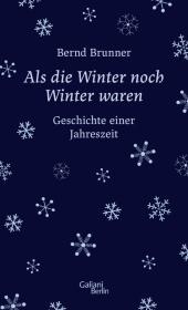 Als die Winter noch Winter waren Cover
