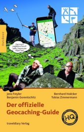 Der offizielle Geocaching-Guide Cover