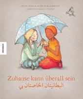 Zuhause kann überall sein, Deutsch-Arabisch