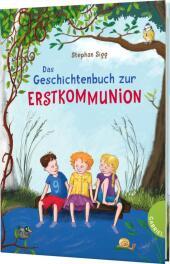 Das Geschichtenbuch zur Erstkommunion Cover