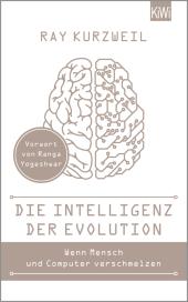 Die Intelligenz der Evolution Cover