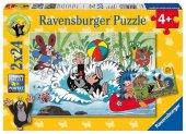 Urlaub mit Maulwurf und seinen Freunden (Kinderpuzzle)