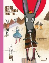 Als die Esel Tango tanzten ... Cover