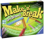 Make 'n' Break Architect (Spiel) Cover