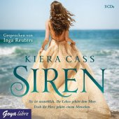 Siren, 3 Audio-CDs Cover