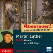 Martin Luther, Audio-CD Cover