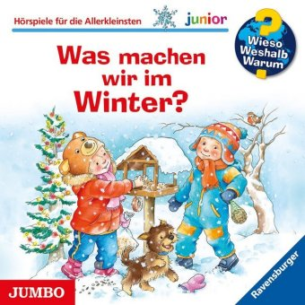 Was machen wir im Winter?, Audio-CD