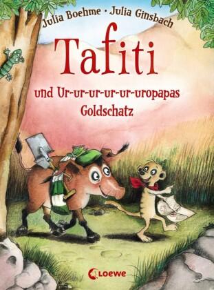 Tafiti und Ur-ur-ur-ur-ur-uropapas Goldschatz