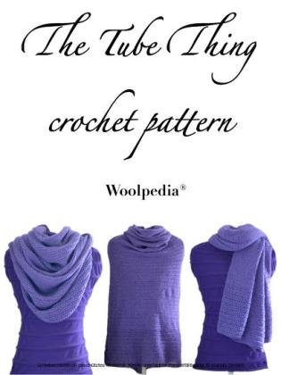 The Tube Thing - crochet pattern