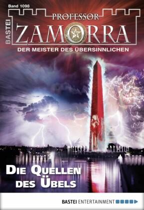 Professor Zamorra - Folge 1098