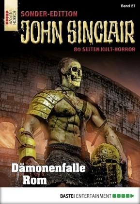 John Sinclair Sonder-Edition - Folge 027