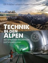 Technik in den Alpen Cover