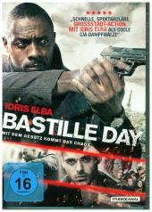 Bastille Day, 1 DVD Cover