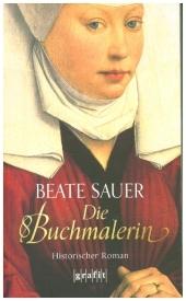 Die Buchmalerin Cover