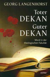 Toter Dekan - guter Dekan Cover
